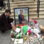 Vigil for Jo Cox in Islington