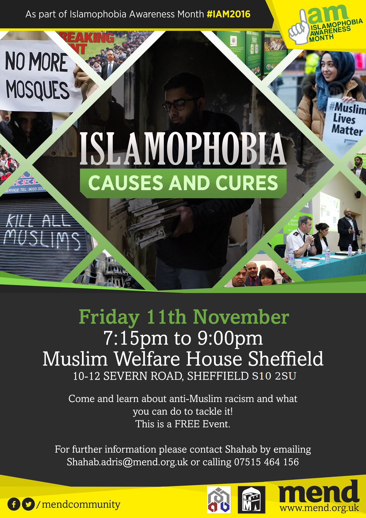 Islamophobia - Causes and Cure