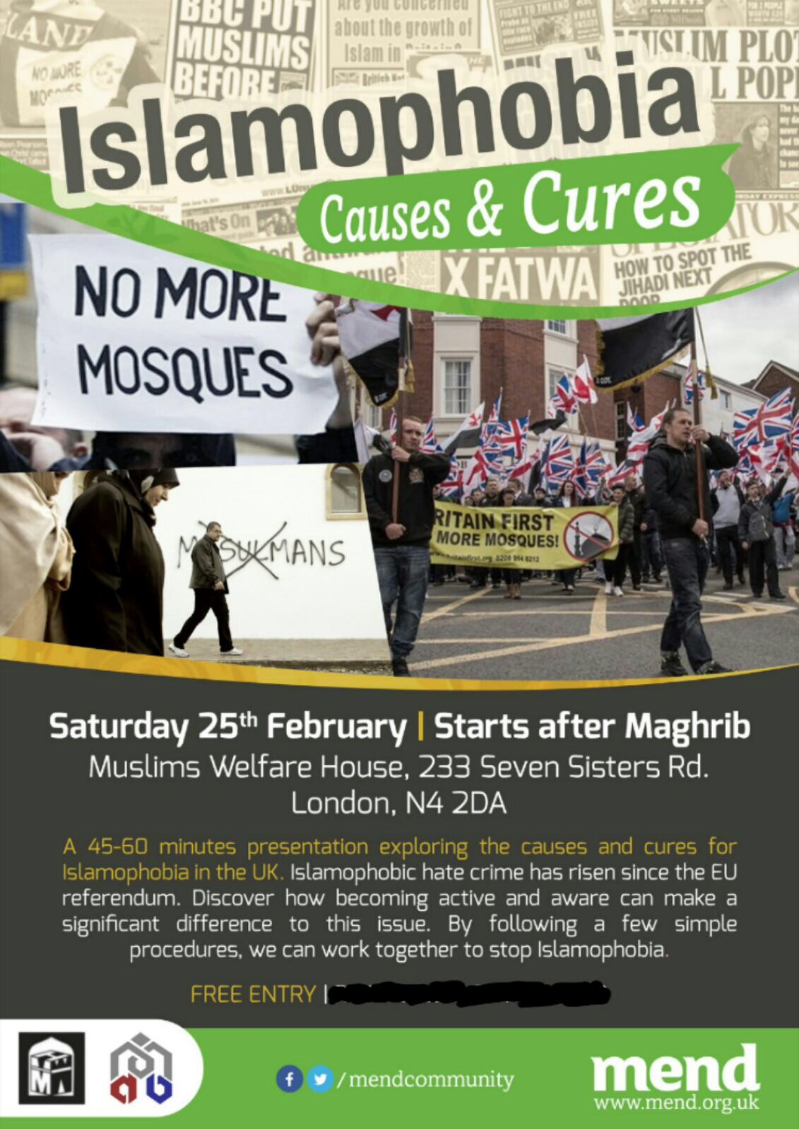 Islamophobia: Causes and Cures