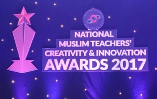 National Muslim Teachers ceremony awards Nida Trust