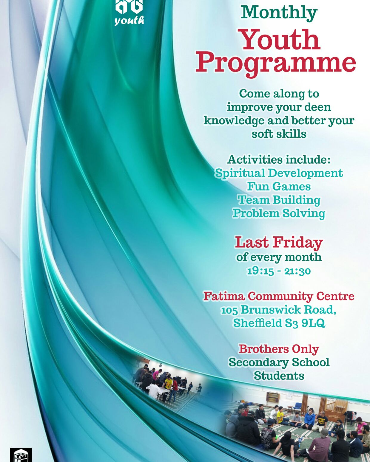 Monthly Youth Program