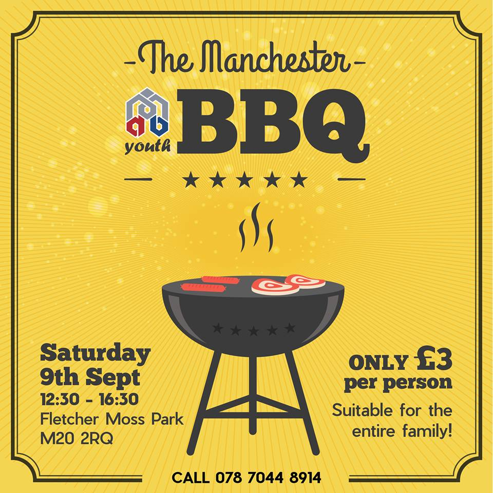 MAB Youth - Manchester BBQ