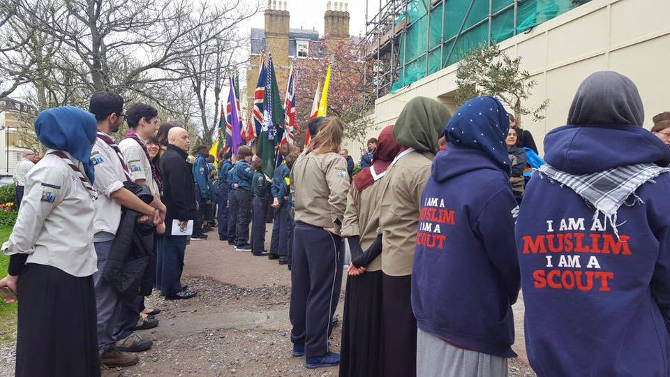 Response to Telegraph's attack on Muslim Scout groups