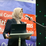 The Muslim Association of Britain elects its first female President